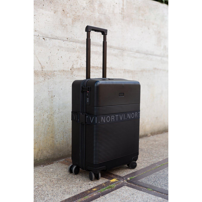 Nortvi koffer met band