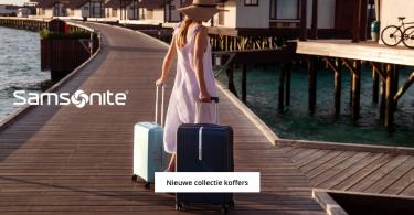 Samsonite flux spinner koffer review