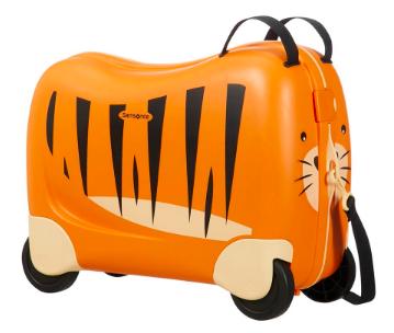 Samsonite koffer tiger